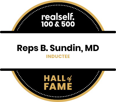 2018-rs-halloffame-badge-828662 Dr. Reps Sundin Receives Hall of Fame Award for Highest-Rated and Most Engaged Plastic Surgeon | Northern Virginia